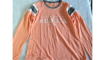 Ladies Orange T- Shirt