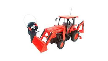 Remote Control L6060 with Loader & Backhoe