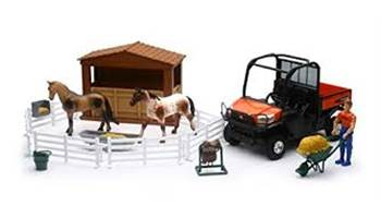 RTV-X1120D with Horses Playset