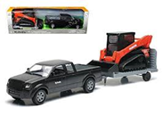 ssv65 skid steer with ford pickup truck and trailer1