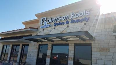 Robertson Pools - Frisco