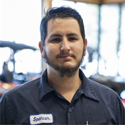 Spencer Hyde - Service Technician