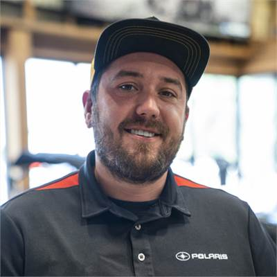 Nate Zobell - Parts Manager & Accessories Specialist