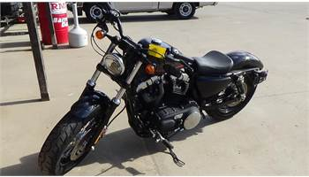 2012 SPORTSTER XL1200 FORTY-EIGHT