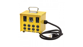Generator Power Box