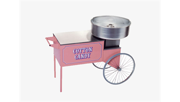 Cotton Candy Machine – With Cart