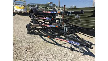 2016 SINGLE AND DOUBLE WAVERUNNER TRAILER