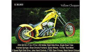 2004 BA100 Yellow Chopper