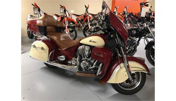 2016 Indian® Roadmaster™ - Two-Tone