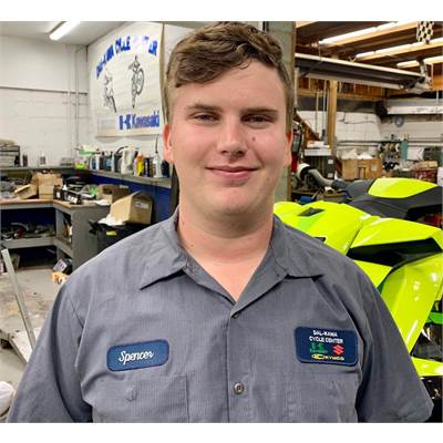 Spencer Lance - Service Tech