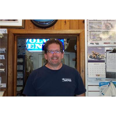 Kevin Kraft - Lead Marine Technician