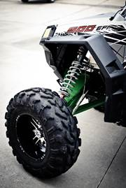 Side By Side UTV Shocks and Long travel Suspension