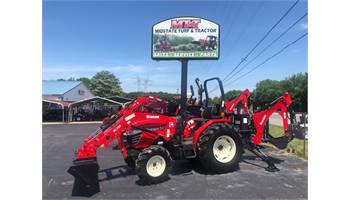 2019 55 HP 4X4 BACKHOE TRACTOR PACKAGE