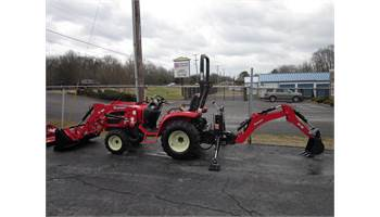 2019 2400 Backhoe Tractor Package!