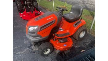 "2013 46"" HUSQVRNA RIDING MOWERS. $500 EACH OR $850 FOR BOTH"