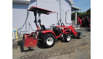 2016 2400H Tractor with attachments. $195 per month!!