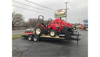 2019 3725H CUSTOM TRACTOR PACKAGE!