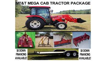 2019 MEGA CAB TRACTOR PACKAGE DEAL!