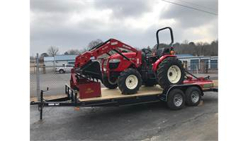2019 48 HP PROFESSIONAL GRADE TRACTOR PACKAGE