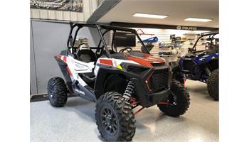 2019 RZR XP®  Turbo - Matte White Pearl