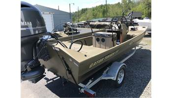 2019 Gator Tough 18 CCJ (Jet Tunnel Hull)