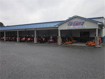 Wertz Farm & Power Equipment (click here to open gallery)