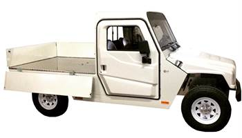 EXV2 Patriot Fold Down Bed Side Truck