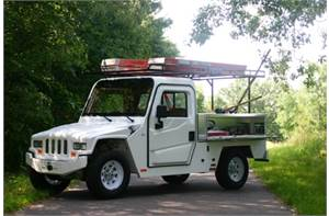 EXV2 Patriot Toolbox Truck