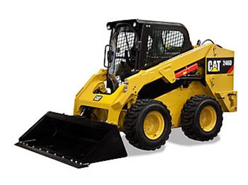 Rubber Tire Skid Steer