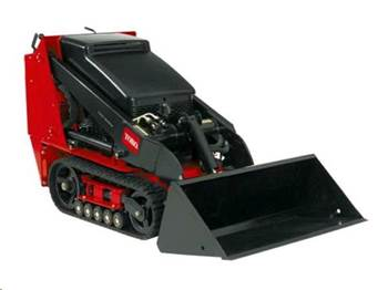 Toro Dingo Mini Skid Steer with Bucket