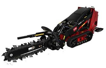 "Toro Dingo 6"" Trencher Attachment"