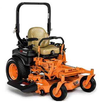 "52"" or 60"" Zero-Turn Mower"