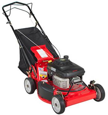 Gravely Push Mower