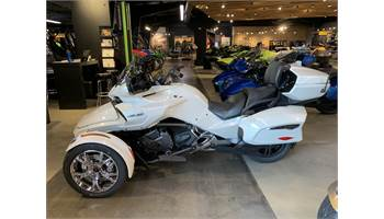 2019 SPYDER F3 LIMITED CHROME EDITION