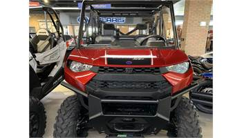 2019 RANGER CREW XP 1000 EPS RIDE CMD SS RED