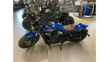 2019 SCOUT BOBBER ICON ABS, BRILLIANT BLUE, 49ST