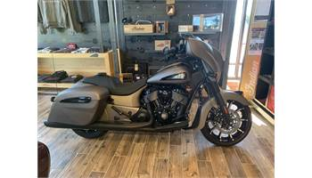 2019 CHIEFTAIN DARK HORSE, BRONZE SMOKE, 49ST