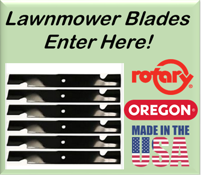 Pro Center Lawn Mower Blades