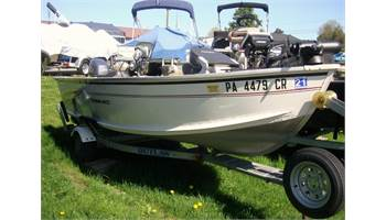 2002 Fisherman 145LTD