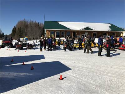 9th Annual Antique Snowmobile show 2019