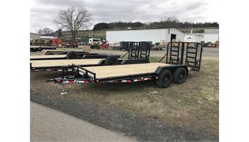 2019 CE Car Hauler 18Ft