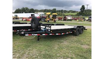 2020 C8202 Car / Equipment Trailer