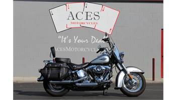 2014 FLSTC Heritage Softail® Classic - Two-Tone Option