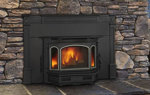New Quadra Fire Wood Fireplace Inserts Models For Sale In
