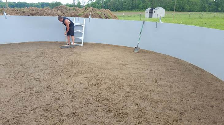 brandon sand grooming poolco