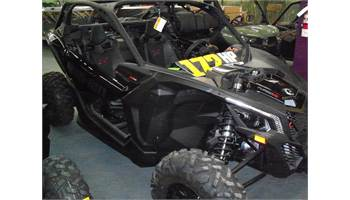 2018 MAVERICK X3 XDS TURBO R