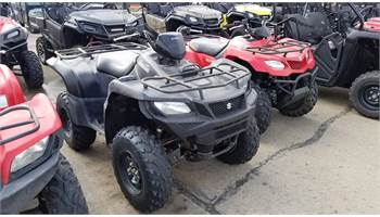 2016 KingQuad 500AXi Power Steering Special Edition