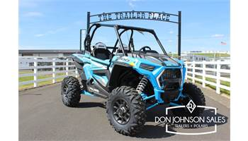 2019 RZR XP® 1000 Ride Command - Sky Blue