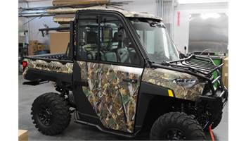 Camo Poly Doors for '18 and '19 Ranger XP 1000