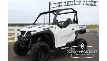 2019 Polaris GENERAL® 1000 EPS - White Lightning